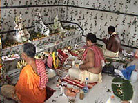 Inauguration of our Temple